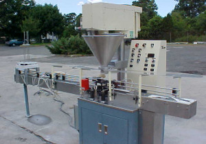 All-Fill Single Head Automatic Powder Filler
