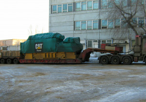 Gas power station Caterpillar G3616