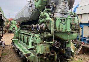 Ulstein Bergen Diesel Engine KRG-9 For Sale