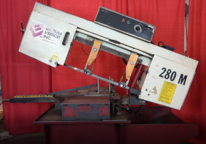 Pre-Owned Baxter Horizontal Band Saw Model 280M
