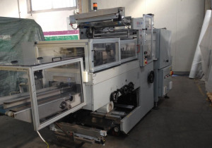 BFB-IMA   Mod. MS 500 S - SHRINK BANDER WRAPPER WITH TUNNEL