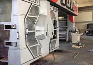 Bonardi Otello 1250 mm Label printing machine