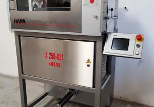 Hapa Mod. H-231-IS - UV Printer for blister plastic film and aluminium foil used