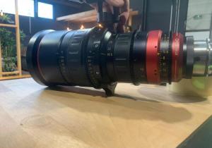 Angenieux lens