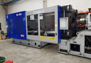 Overhauled  ITALTECH BS 900 6500 ET Injection moulding machine