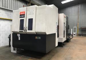 Mazak HCN 6000 II Machining center - horizontal
