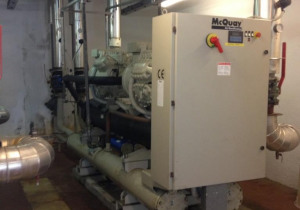 McQUAY  Mod. WHZ 032.2 ST - WATER COOLED CHILLER