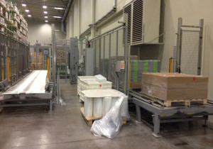 MECTRA - AUTOMATIC PALLET CHANGER TRANSPORTER SYSTEM