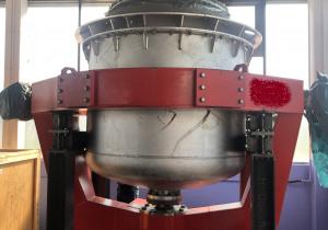 Mettop TBRC500 Furnace