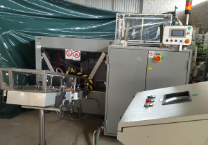 USED PACKSERVICE (MARCHESINI)  Mod. PS 500 - CASE PACKER