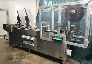 Partena SIRIUS - Thermoforming machine used