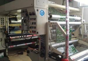 Schiavi CL 450 Label printing machine