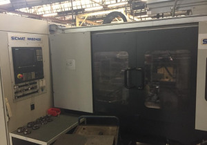 Sicmat RASO 400 Gear milling machine
