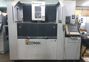 Sodick AQ900L EDM Wire Cutting Machine