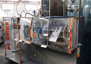 STE-FLEXIBLE   Mod. ABIES-14D - Sachet packaging machine used