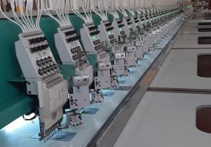 Tajima TFGN II-928 Embroidery machine