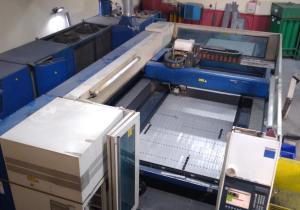 Trumpf Trulaser 3530 laser cutting machine