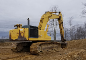 1999 Komatsu PC750LC-6 Excavator