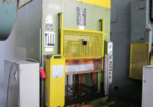 HANS SCHOEN UTE-B (UVV) Hydraulic Press