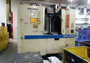 OKUMA MX50HB