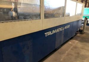 TRUMPF TRUMATIC L4030