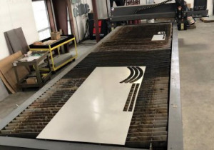 6' X 24' LONE STAR CUTTING SOLUTIONS RANGER I HIGH DEF PLASMA, MFG:2017