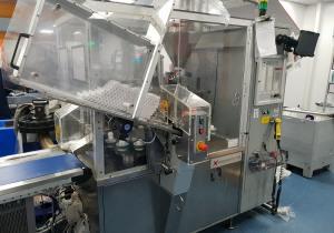 Norden NM 700 HA Plastic Tube Filler