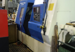 Nakamura Tome Sc-300 Cnc Lathe