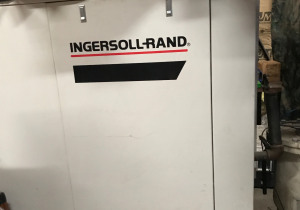 INGERSOLL RAND SSR EP60 COMPRESSOR, TM300 DRYER, SEPERATOR