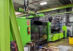 Used 750 Ton Engel Es10000/750 Injection Molding Machine