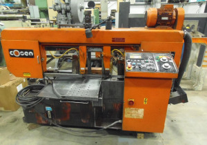 "11"" X 19.7"" Cosen C-500Mnc, 13"" Round, Mitering, Double Vise Automatic Feed, Bundle Attachment, Smart Nc-20 Cnc Control, 2005"