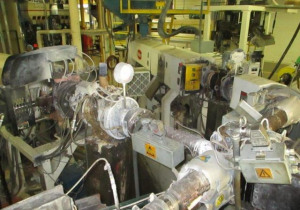 Welex/Pti Co Extrusion Sheet Extrusion Line