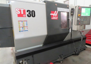 Haas St-30 Cnc Turning Center