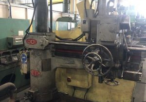 """Asquith 4`6"""" Od1 Radial Arm Drill"""