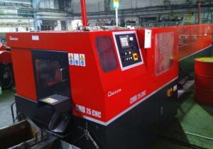 Circular Sawing Machine Amada Cmb-75 Cnc, 2016 Year