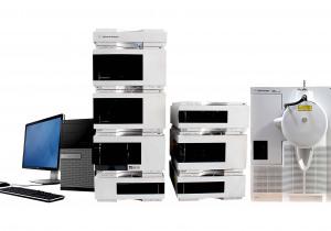Agilent 1200 Preparative 6130 LCMS System