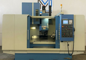 Dahlih Mcv-1020A Vertical Machining Center Cnc Mill
