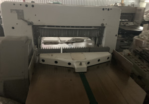 Polar 115 guillotine