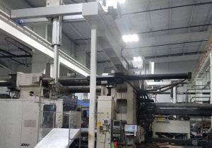 Used 3000 Ton Milacron Ml3000-607 Injection Molding Machine