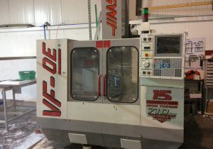 HAAS VF-OE Machining Centre