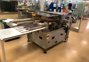 Bosch EOM B01 self-adhesive labeller for vials, ampoules etc