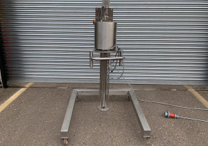Greaves high shear mixer and stand