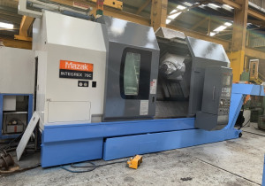Mazak Integrex 70C 4 Axis Turning Centre