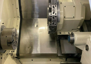 Okuma Crown 762S Cnc Turning Center