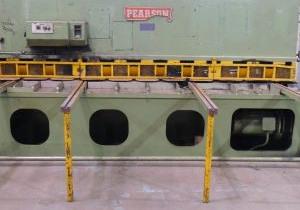 Pearson 3050Mm X 10Mm Hydraulic Guillotine