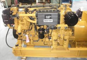 2011 Cat C18 Generator Set