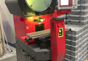 Starrett Precision Optical HB 400 Profile Projector