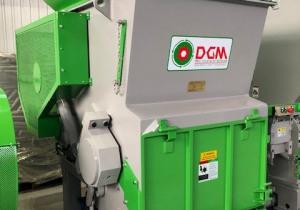Dgm Model Dgs 1200 Shredder, New & Unused