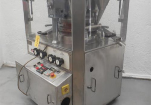 Adept Stainless Steel Model Bb45 35 Station Rotary Tablet Press