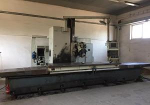 Bed type milling machine TOS FSQ 80 CNC